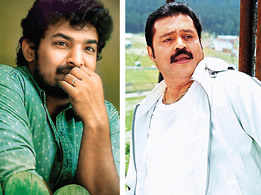 Suresh Gopi to portray a two-shaded character in Nithin Renji Panicker film