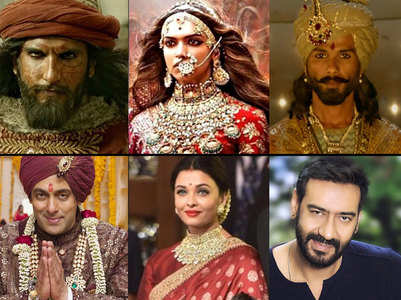 Shahid would recast these actors in Padmaavat
