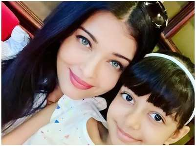 Fans find Ash's pic with Aaradhya adorable
