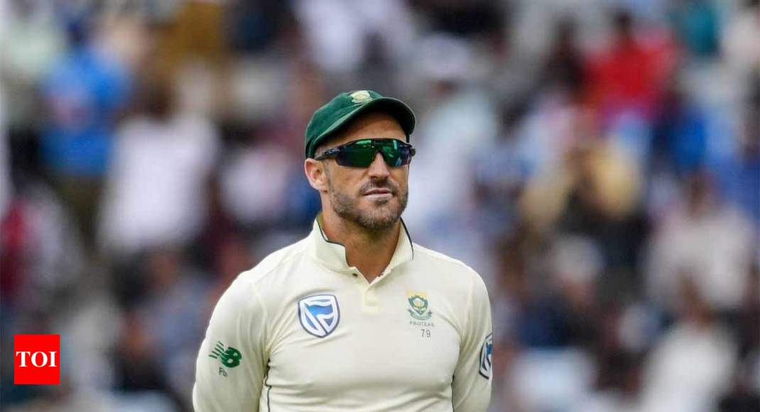 India tour caused mental scars, says South Africa skipper Faf du Plessis