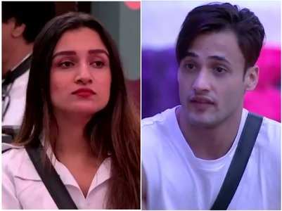 Shefali stops Asim from performing task