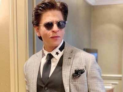 No grand celebration this year on SRK's bday