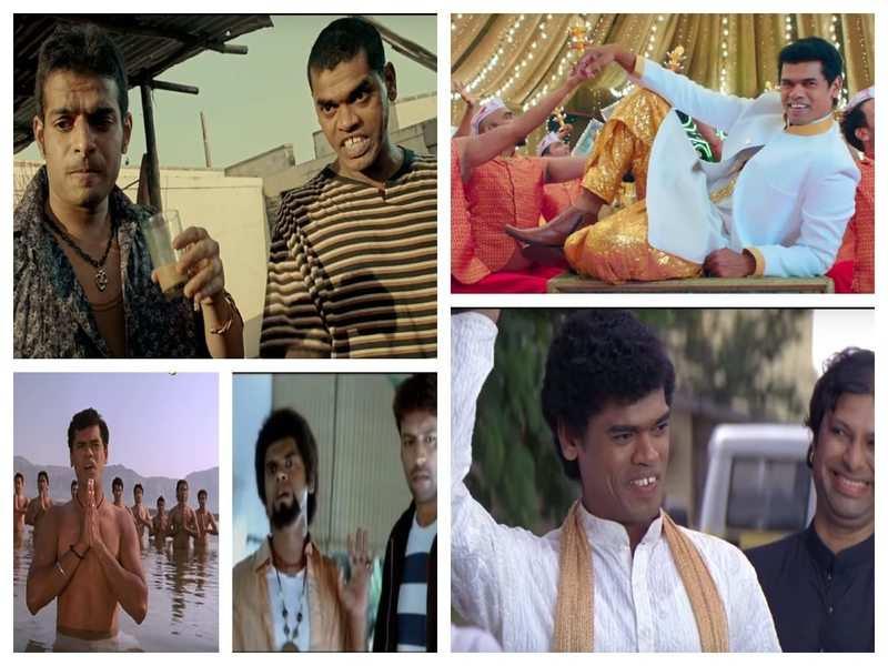 Happy Birthday Siddharth Jadhav: FIVE Career-defining performances of the comedy king