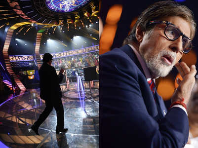 KBC: Big B gets discharged; resumes shooting