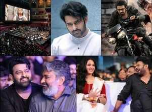 Qualities that make Prabhas a superstar