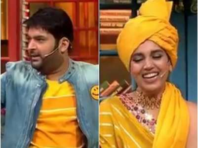 TKSS: Kapil flirts with 'doctor' Bhumi