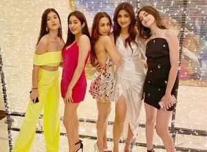 Shilpa introduces members of Boss Babes' Club
