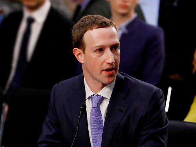 Facebook CEO Mark Zuckerberg appears in Congress as company faces scrutiny