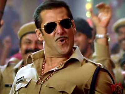 Salman wasn't part of Malaika's Munni Badnaam