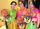 Culture curry for these ladies in Kanpur