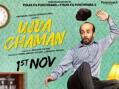 'Ujda Chaman' to release a week before 'Bala'