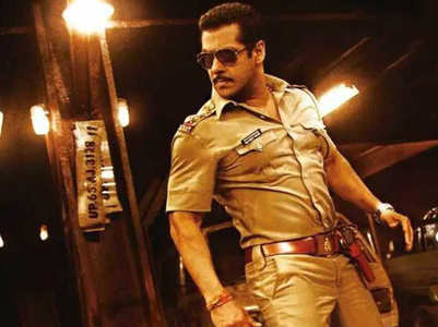 Dabangg 3 trailer: Salman makes a power return