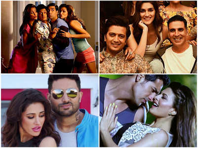 Meet the ladies of 'Housefull' franchise!