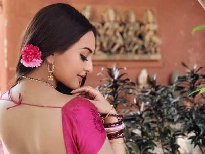 Sonakshi to wear neon sarees in 'Dabangg 3'