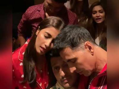 Celebs were sleeping at Housefull 4 screening