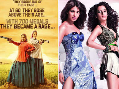 Five films with two-heroines in the lead