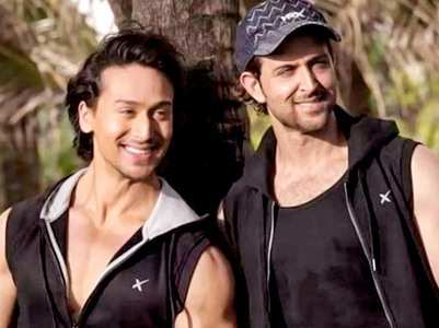 Tiger pays tribute to Hrithik in dance video