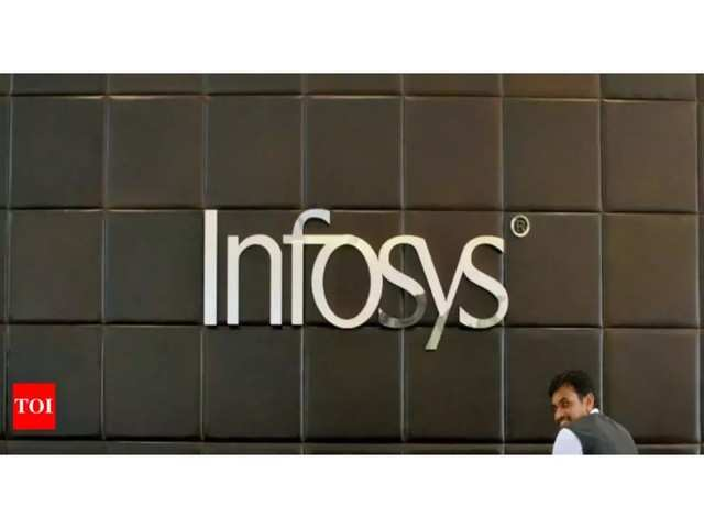Here's more trouble for Infosys