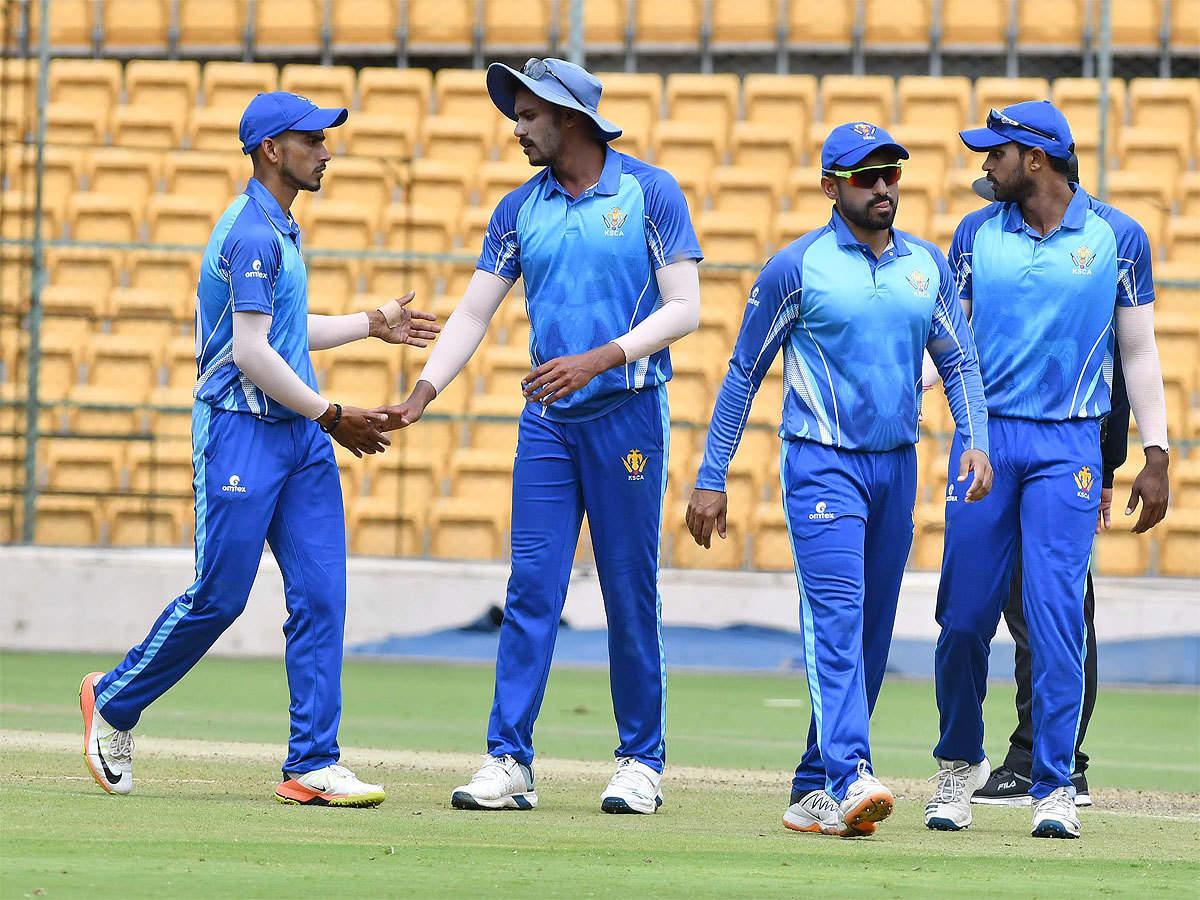 Vijay Hazare Trophy final: Karnataka face Tamil Nadu in battle of heavyweights | Cricket News - Times of India