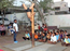 A session of Mallakhamb for young Aurangabadkars