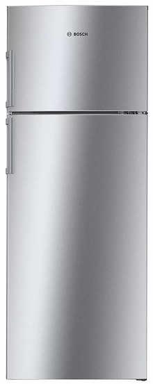 Bosch 347 L 4 Star Frost-Free Double-Door Refrigerator (KDN43VL40I, Inox, Inverter Compressor)