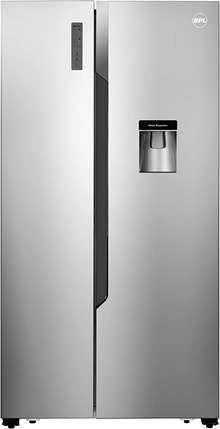 BPL 564 L Frost-Free Side-by-Side Refrigerator (BRS564H, Silver)