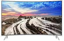 Samsung 138 cm (55 Inches) UA55MU7500 Ultra HD 4K Curved LED Smart TV With Wi- Fi Direct