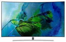 Samsung 139.7 cm (55 Inches) Series Q 55Q8C 4K UHD LED Smart TV (Sterling Silver)