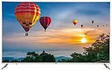 Haier 165.1 cm (65 inches) 4K UHD LED Smart TV LE65U6500UAG (Gold)
