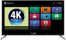 Mitashi 164 cm (64.5 Inches) MIDE065V22 4KS Ultra HD 4K Smart LED TV