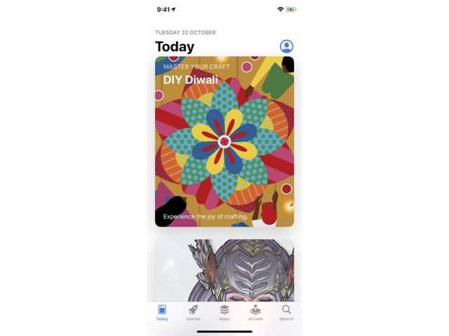 Apple wants you to use these apps for Diwali