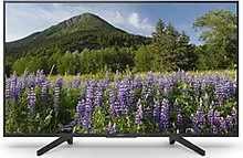 Sony X7002F 108cm 43-inch Ultra HD 4K LED Smart TV KD-43X7002F