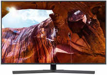 Samsung 109 cm (43 Inches) 4K Ultra HD LED Smart TV UA43RU7470UXXL (Black) (2019 model)