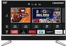 Blaupunkt 124cm 49-inch Ultra HD 4K LED Smart TV with In-built Soundbar BLA49AU680