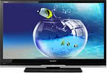 Sharp (32 inch) HD Ready LED TV (LC 32LE340M)