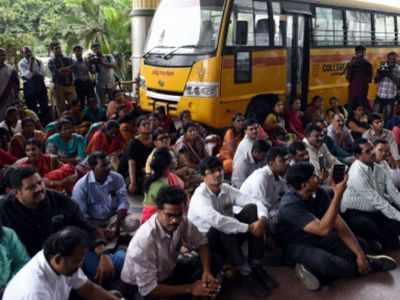 Chennai: Indefinite strike by Tamil Nadu doctors enters