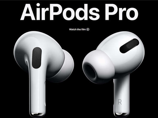 Apple AirPods Pro launched at Rs 24,900, here are the features