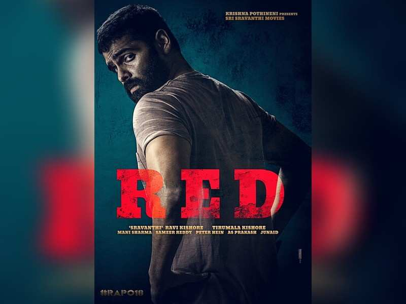 ram pothineni kishore tirumala s next is red telugu movie news times of india red telugu movie