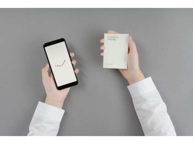 Google offers 'paper phone' to tackle your phone addiction