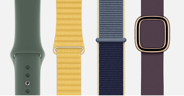 Amazon is selling official Apple Watch bands at a discount of up to 53%