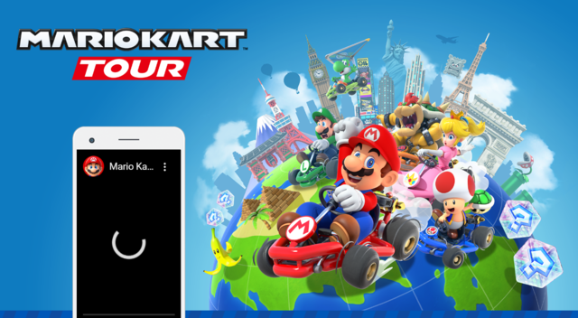 Mario Kart Tour reaches 129.3 mn downloads in first month