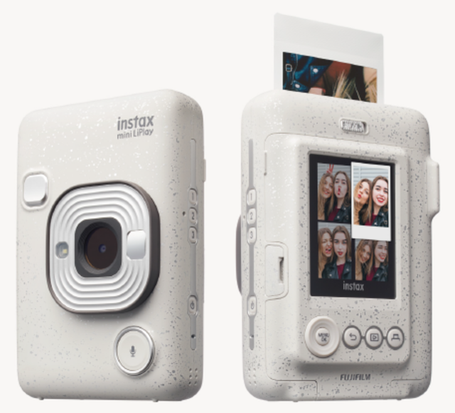 Fujifilm Instax LiPlay instant camera with LCD display launched: Price, features and more