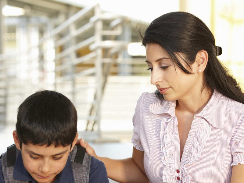 How to navigate and overcome social anxiety in children