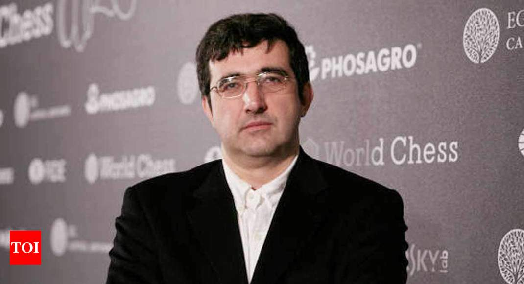 Владимир Крамник будет тренировать начинающих индийских шахматистов в Испании | Шахматные новости