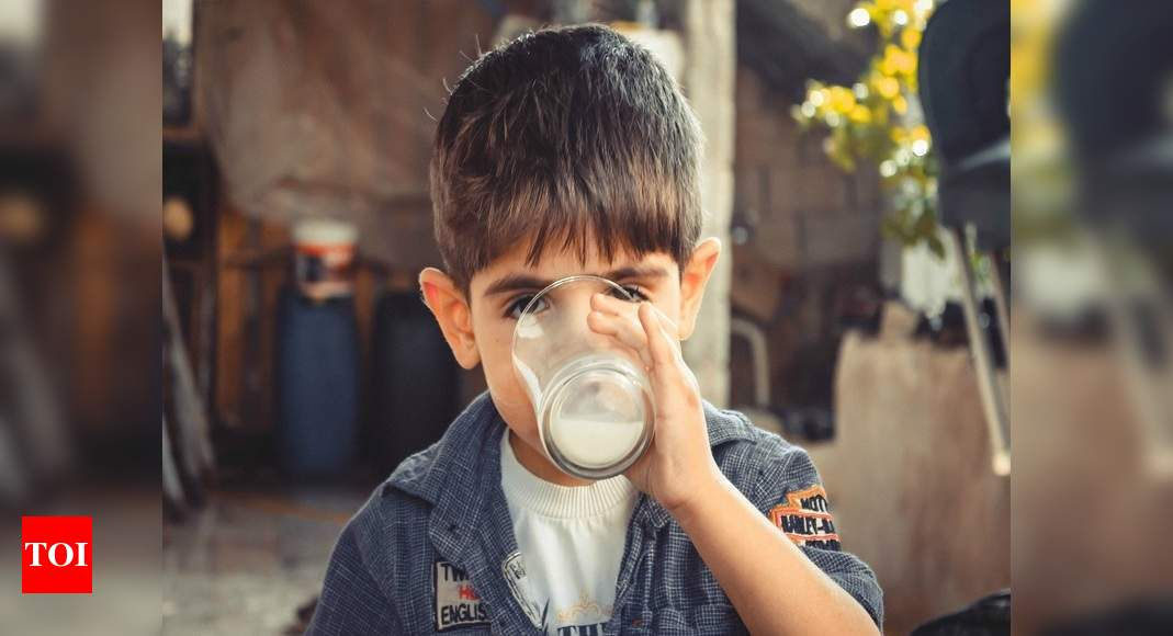 Health Drinks For Children Make A Tasty Healthy Glass Of Milk For Your Kids Most Searched Products Times Of India