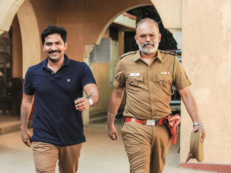 Vaibhav and Venkat Prabhu's Lock Up is based on a few true incidents