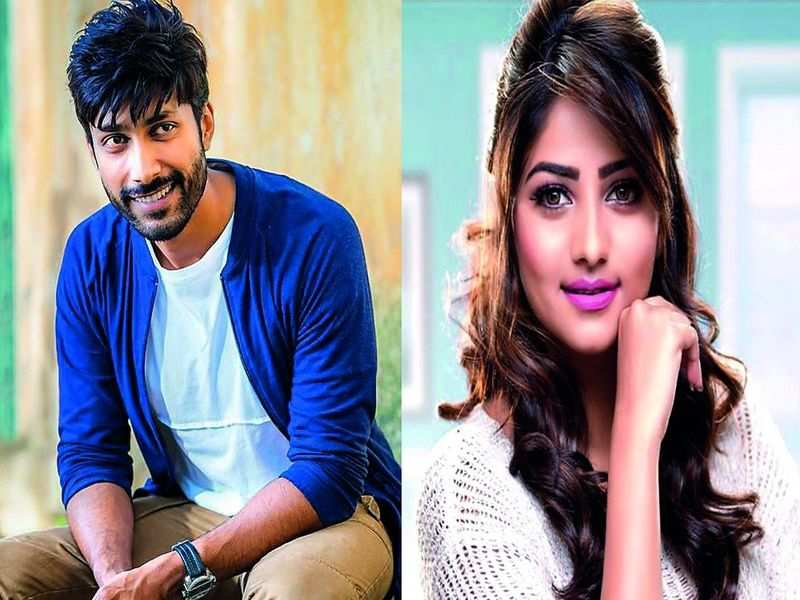 Rishi and Rachita Ram team up for a new film