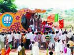 Ayodhya dispute: L K Advani's Rath Yatra in 1990