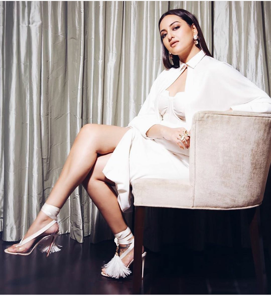 Sonakshi Sinha's latest ensemble proves she can rock any style with panache!