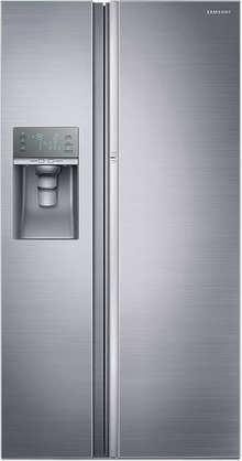 Samsung 838 L In Frost Free Refrigerator (RH77J90407H/TL, Solid Metal)